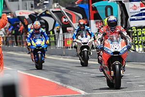 MotoGP Réactions Pour Dovizioso, la situation reste