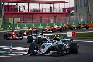 Fórmula 1 Noticias La temporada 2017 de la F1 en cifras