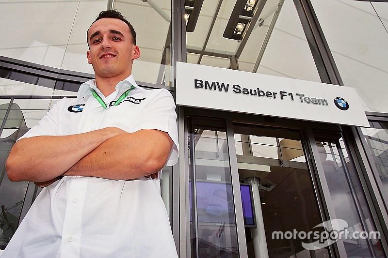 La carrera de Kubica en Fórmula 1