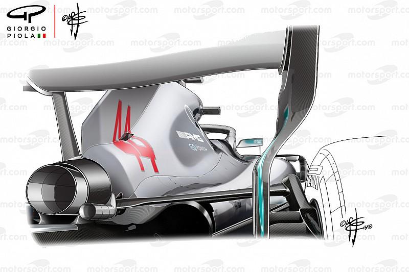 Hoe de F1-spiegels van de toekomst eruitzien