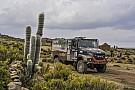 VIDEO: Así fue la etapa 11 para camiones y quads en el Rally Dakar