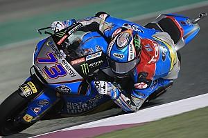 Moto2 Verslag vrije training Moto2 Qatar: Marquez snelste in derde training, Bendsneyder op P16