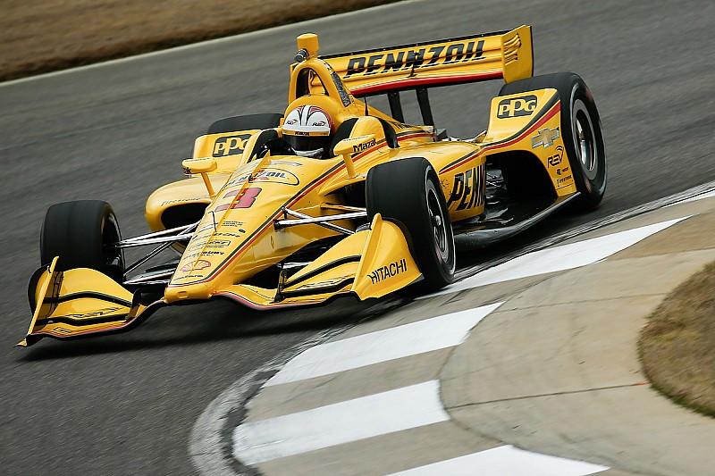 """Castroneves' return to IndyCar form due to """"using muscle memory"""""""