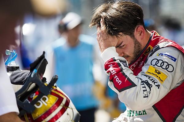 Formel E News Gurtproblem stoppt Daniel Abt: