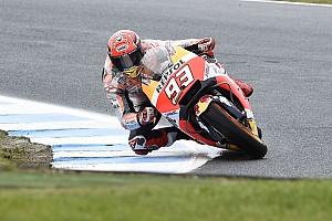 Menoleh ke belakang, Marquez: Saya ingin tahu posisi Dovi