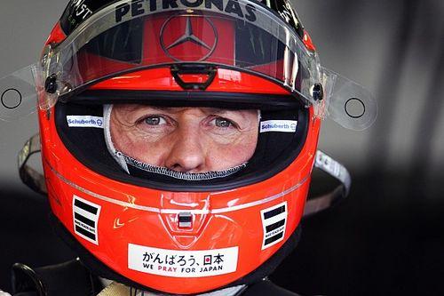 Schumacher-documentaire vanaf half september op Netflix te zien