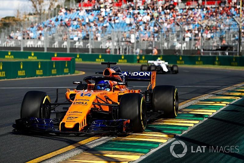 """Alonso: ritmo de classificação da McLaren """"é um alívio"""""""