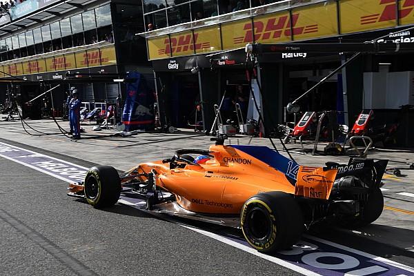 Fórmula 1 Previo McLaren cree que la estrategia será clave en la carrera de Bakú
