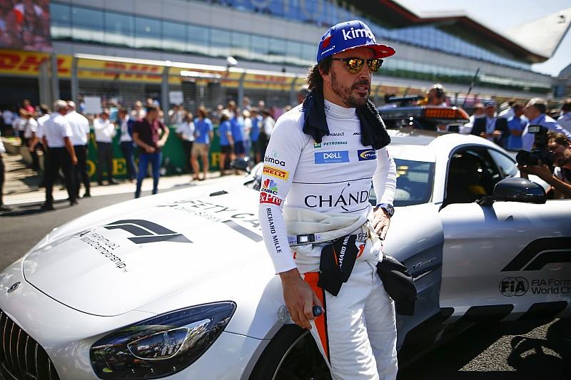 """Alonso: """"La competición es tan limpia como siempre, pero la parrilla está más igualada"""""""