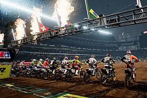 eSports Noticias Supercross, el videojuego: barro, adrenalina y circuitos propios