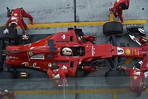 F1 Noticias de última hora El Ferrari 2018 no será una gran revolución