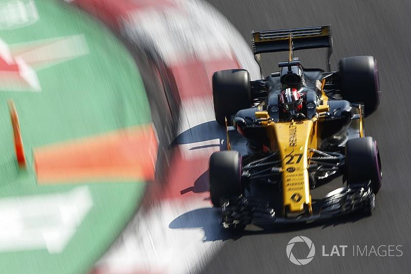 Hülkenberg: Renault heeft meer tijd nodig om niveau Mercedes te halen