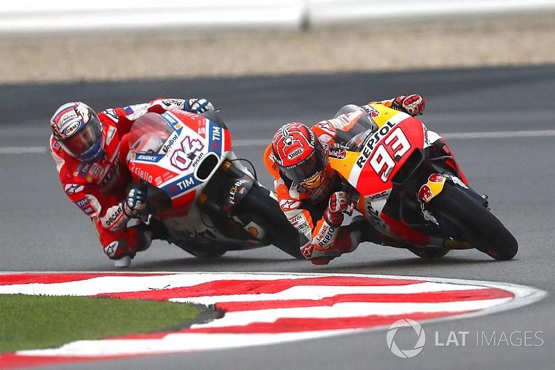 Video: Dovizioso vs. Marquez: So werden die beiden Weltmeister