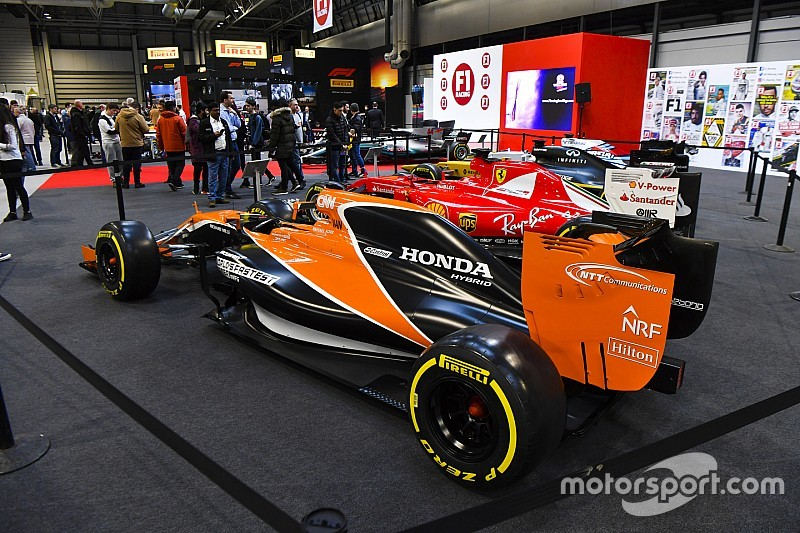Можлива ліврея нового боліда McLaren-Renault