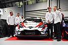 WRC Toyota savoure encore les victoires 2017 et s'annonce