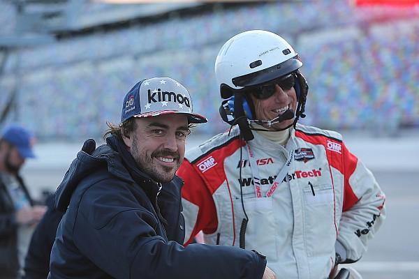 GALERI: Aksi pembalap F1 di Roar Before 24 Daytona