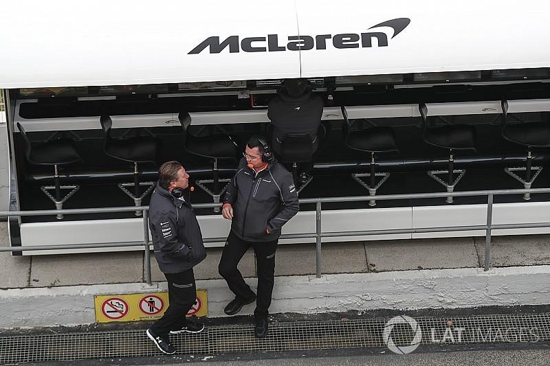 Boullier: McLaren, Honda dönemini yarışarak değil,