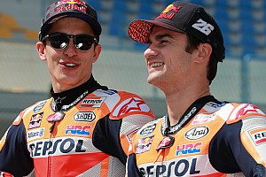 Honda butuh waktu putuskan rekan setim Marquez