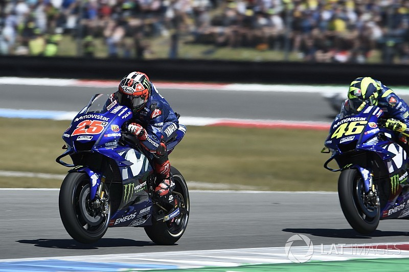 Vinales: Title still possible if Yamaha brings