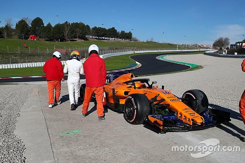 McLaren, İspanya testlerinde yaşadığı sorunları çözdüğünü düşünüyor