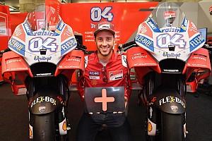 MotoGP Son dakika Dovizioso, Ducati'den ayrılmayı ciddi şekilde düşünmüş