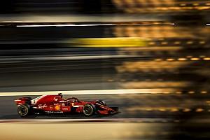 Formule 1 Réactions Vettel: La Ferrari est