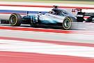 Formel 1 in Austin: Freitagsbestzeit für Hamilton, Dreher von Vettel