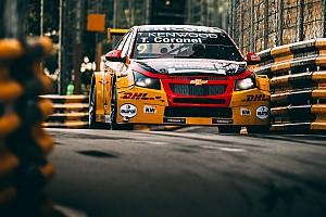 WTCC Raceverslag WTCC Macau: Coronel op podium in openingsrace, winst voor Bennani