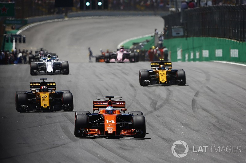 Alain Prost: Kann sein, dass McLaren und Red Bull 2018 vor uns sind