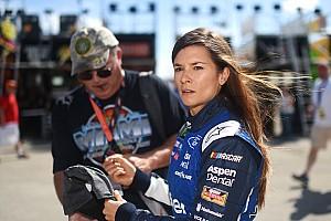 Monster Energy NASCAR Cup 速報ニュース ダニカ・パトリック、来季のデイトナ500&インディ500を最後に引退