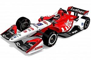 IndyCar Noticias Equipo RLLR anuncia nuevos colores para auto de  Rahal