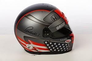 IndyCar Top List Galeria: os capacetes dos pilotos da Indy para 2018