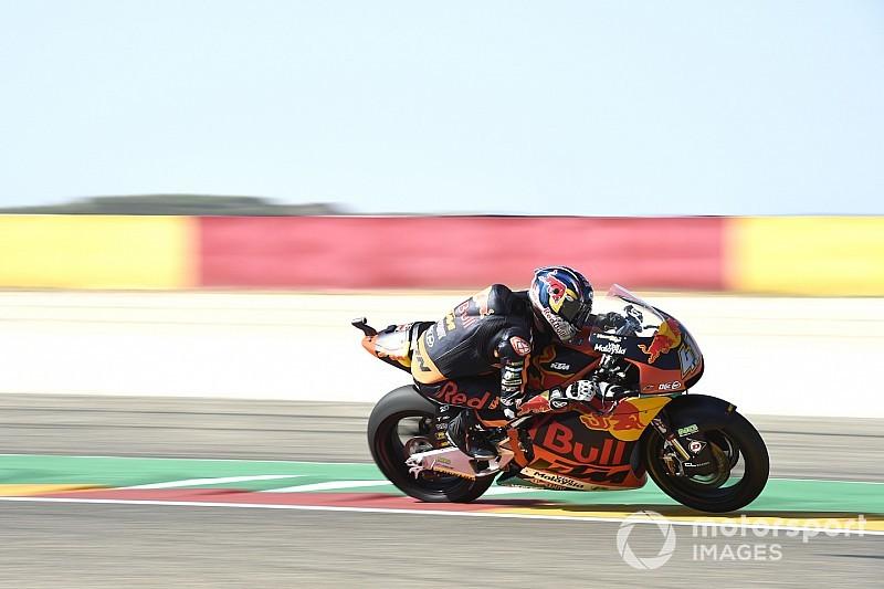Binder gana en Motorland y Márquez se queda a un paso del podio