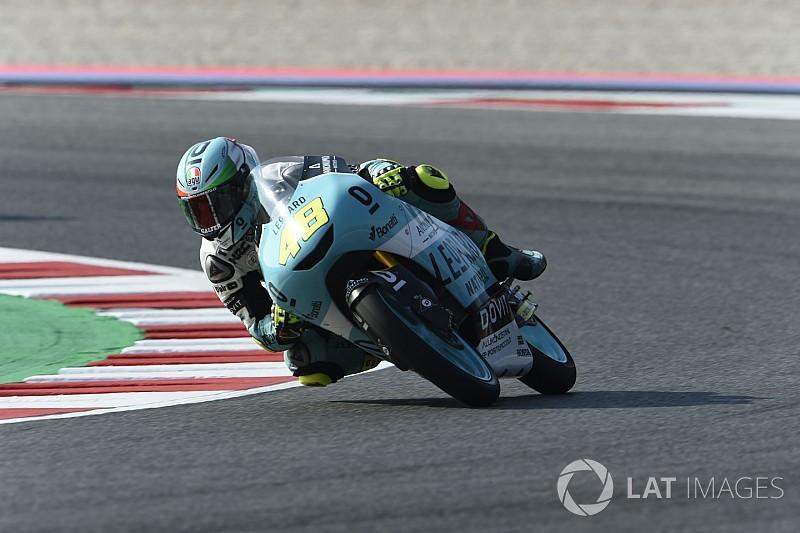 Moto3 Misano: Dalla Porta zegeviert voor het eerst in echte veldslag