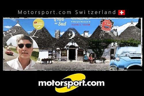 """Lorenzo Senna wird Testimonial der Veranstaltung """"Le Perle del Sud"""" sein"""