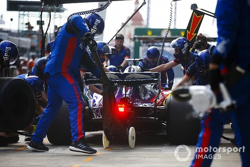 Honda решила не использовать в Сочи новую версию двигателя
