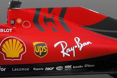 Ferrari's new matte paint a performance benefit