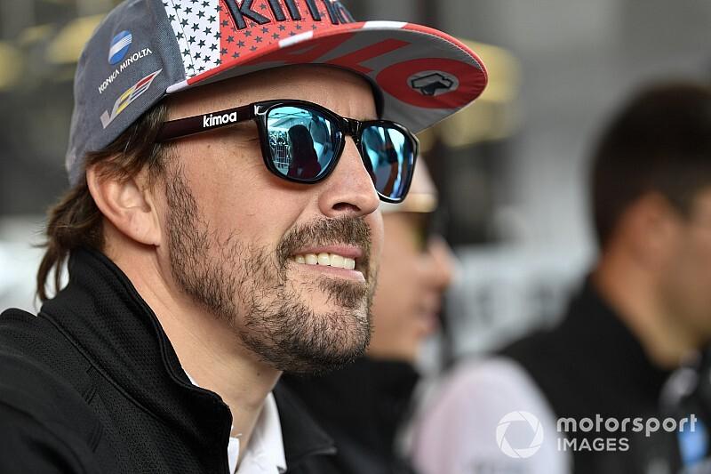 """アロンソはマクラーレンの""""代役ドライバー""""候補。テスト参加はなしか?"""