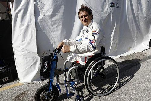 Em recuperação após grave acidente, Zanardi responde a estímulos, diz jornal