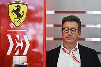 """Ferrari, Camilleri: """"2020 duro, ma l'ambizione in F1 è intatta"""""""