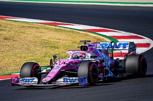 F1: Pérez recebe reprimenda da FIA por incidente com Gasly
