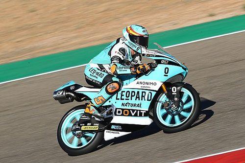 Moto3, Teruel: Masia firma l'800esima vittoria Honda