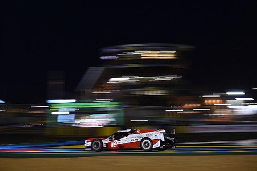 Vídeo: el Toyota #7 pierde el liderato de Le Mans por un problema técnico