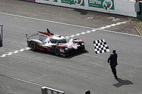 Buemi, Nakajima en Hartley winnen met Toyota 24 uur van Le Mans
