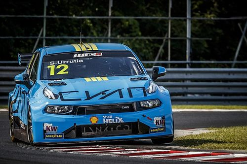 Hungary WTCR: Urrutia wins to draw level on points with Ehrlacher