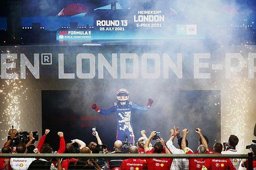 Lynn gana en Londres tras una sanción a Di Grassi