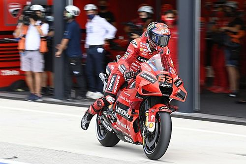 Test MotoGP Misano: Bagnaia svetta nella prima giornata