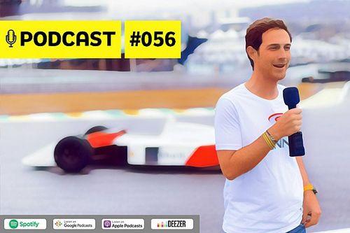 Podcast #056 – Entrevista com Bruno Senna: a trajetória no automobilismo e histórias com tio Ayrton Senna