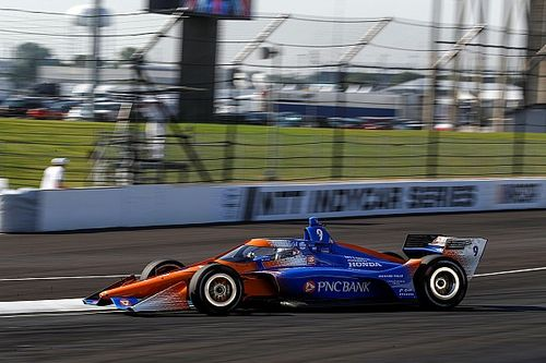 Dixon: Indy GP favored Ganassi's aggressive strategy
