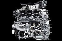 Csak úgy dúskál Ferrari és Alfa Romeo alkatrészekben a Maserati vadonatúj V6-os ikerturbója